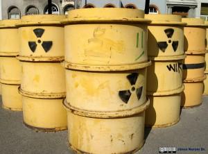 barrils radioactifs