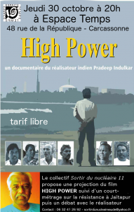 Affiche High Power