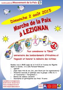 Marche de la Paix 2015